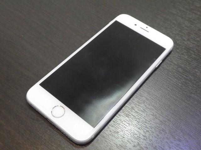 iPhone6 64GB シルバー