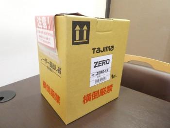 タジマ レーザー墨出し器 ZERO-KY