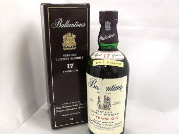 バランタイン Ballantine's 17年