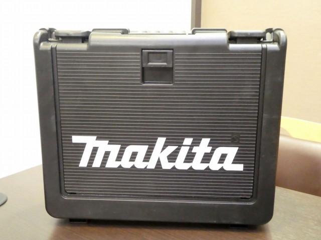 マキタ インパクト TD160DRGXB