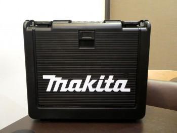 マキタ インパクトドライバ TD170DRGXB