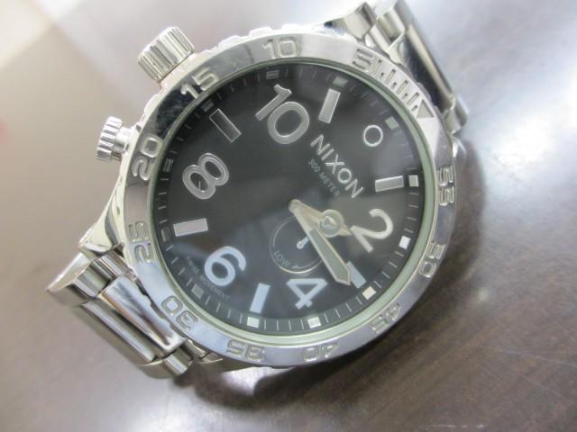 ニクソン メンズ 時計