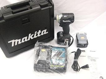 マキタ 充電式インパクトドライバ TD160DRGXB