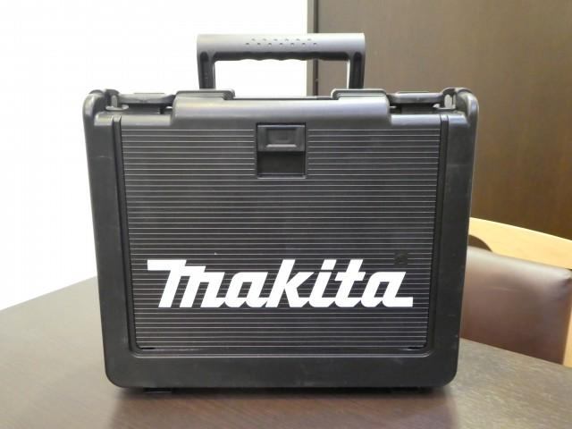 マキタ インパクト TD160DRGXW