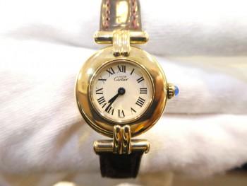 カルティエ マスト ヴェルメイユ レディース 腕時計