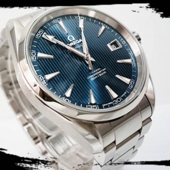 時計買取! ★オメガ シーマスターアクアテラ 231.10.42を高価買取致しました!(*^_^*)
