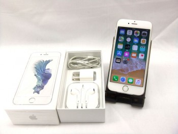 Apple iPhone6s 16GB シルバー