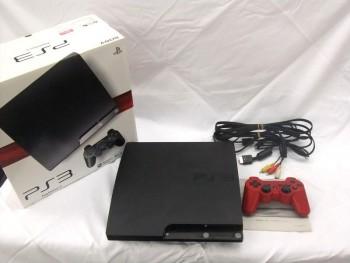 PS3 ブラック 本体 120GB