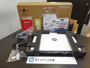HP 15-ba001AU W6S90PA 15インチ ノートパソコン