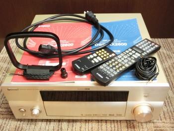 ヤマハ DSP-AX2600 アンプ