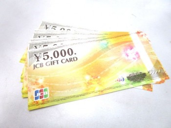 JCBギフトカード 5000円×6枚 30,000円分