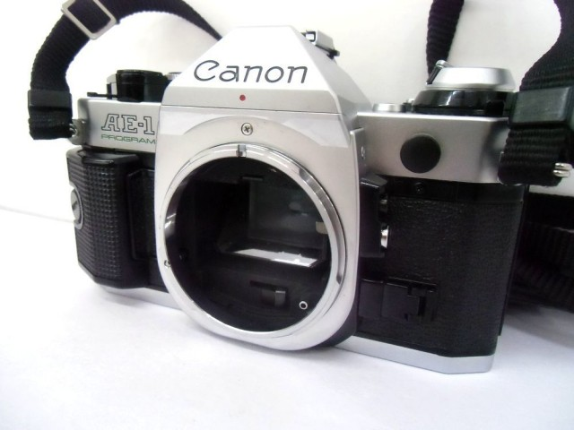 CANON AE-1 PROGRAM ボディ