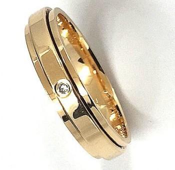 ピアジェ ポセション 1P ダイヤモンド Au750 指輪