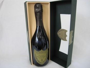ドンペリニヨン 1995 シャンパン 箱 冊子付 750ml