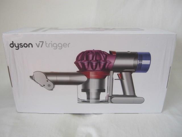 ダイソン V7 Triggerトリガー HH11 コードレス ハンディ クリーナー 新品