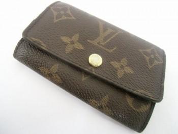 Louis Vuitton ルイヴィトン モノグラム キーケース