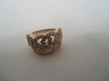 フォリフォリ ハートモチーフ リング 指輪