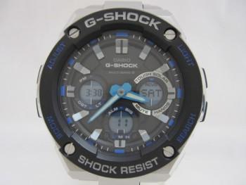 カシオ G-SHOCK Gショック GST-W100D G-STEEL