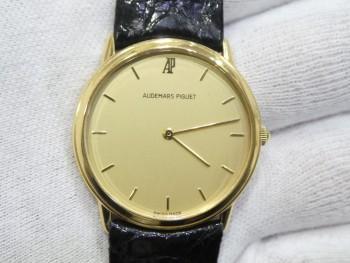 オーデマピゲ 金無垢 腕時計