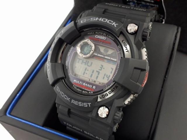 CASIO 腕時計 G-SHOCK ジーショック FROGMAN フロッグマン 電波ソーラー GWF-1000-1JF