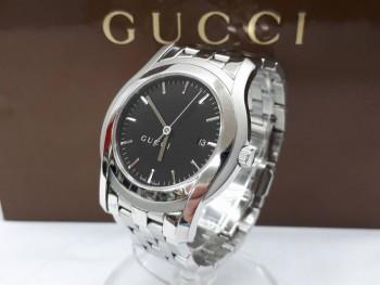 GUCCI グッチ Gクラス 5500XL クォーツ メンズ 腕時計