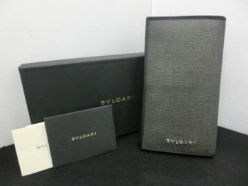 new product 0b6c2 b0815 買取】BVLGARI ブルガリ ミレリゲ ウィークエンド 長財布 32582 ...