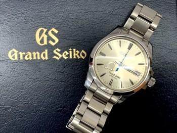 グランドセイコー スプリングドライブ 9R65-0BG0 腕時計