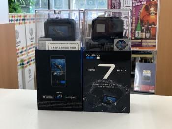 GoPro HERO7 Black CHDHX-701-FW 2台