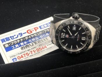 タグホイヤー WAZ1110 フォーミュラ1